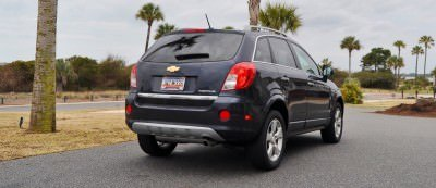 Three-Part HD Road Test Review + 60 Photos -- 2014 Chevrolet Captiva Sport LT -- Euro-Capable, High-Speed EconoCross!20
