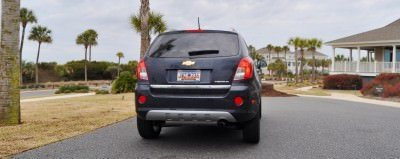 Three-Part HD Road Test Review + 60 Photos -- 2014 Chevrolet Captiva Sport LT -- Euro-Capable, High-Speed EconoCross!22