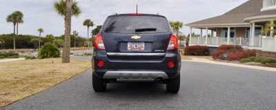 Three-Part HD Road Test Review + 60 Photos -- 2014 Chevrolet Captiva Sport LT -- Euro-Capable, High-Speed EconoCross!23