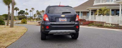 Three-Part HD Road Test Review + 60 Photos -- 2014 Chevrolet Captiva Sport LT -- Euro-Capable, High-Speed EconoCross!24
