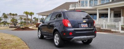 Three-Part HD Road Test Review + 60 Photos -- 2014 Chevrolet Captiva Sport LT -- Euro-Capable, High-Speed EconoCross!26