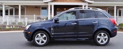 Three-Part HD Road Test Review + 60 Photos -- 2014 Chevrolet Captiva Sport LT -- Euro-Capable, High-Speed EconoCross!30