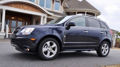 Three-Part HD Road Test Review + 60 Photos -- 2014 Chevrolet Captiva Sport LT -- Euro-Capable, High-Speed EconoCross!32