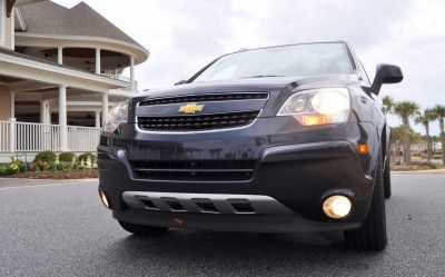 Three-Part HD Road Test Review + 60 Photos -- 2014 Chevrolet Captiva Sport LT -- Euro-Capable, High-Speed EconoCross!35