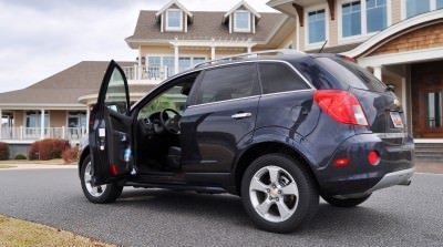 Three-Part HD Road Test Review + 60 Photos -- 2014 Chevrolet Captiva Sport LT -- Euro-Capable, High-Speed EconoCross!36
