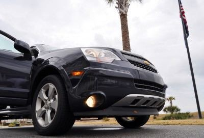 Three-Part HD Road Test Review + 60 Photos -- 2014 Chevrolet Captiva Sport LT -- Euro-Capable, High-Speed EconoCross!46