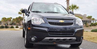 Three-Part HD Road Test Review + 60 Photos -- 2014 Chevrolet Captiva Sport LT -- Euro-Capable, High-Speed EconoCross!52