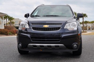 Three-Part HD Road Test Review + 60 Photos -- 2014 Chevrolet Captiva Sport LT -- Euro-Capable, High-Speed EconoCross!53