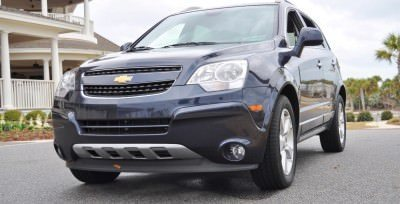 Three-Part HD Road Test Review + 60 Photos -- 2014 Chevrolet Captiva Sport LT -- Euro-Capable, High-Speed EconoCross!54