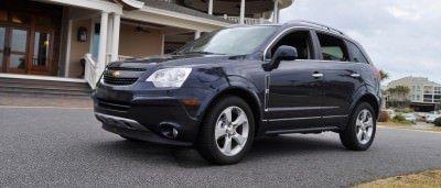 Three-Part HD Road Test Review + 60 Photos -- 2014 Chevrolet Captiva Sport LT -- Euro-Capable, High-Speed EconoCross!55
