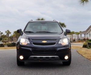 Three-Part HD Road Test Review + 60 Photos -- 2014 Chevrolet Captiva Sport LT -- Euro-Capable, High-Speed EconoCross!6