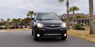 Three-Part HD Road Test Review + 60 Photos -- 2014 Chevrolet Captiva Sport LT -- Euro-Capable, High-Speed EconoCross!7