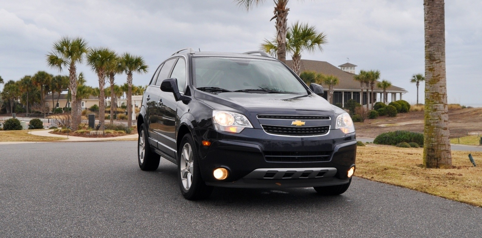 All Chevy chevy captiva 2014 : Three-Part HD Road Test Review + 60 Photos -- 2014 Chevrolet ...