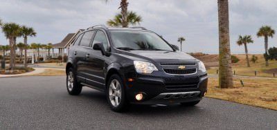 Three-Part HD Road Test Review + 60 Photos -- 2014 Chevrolet Captiva Sport LT -- Euro-Capable, High-Speed EconoCross!9
