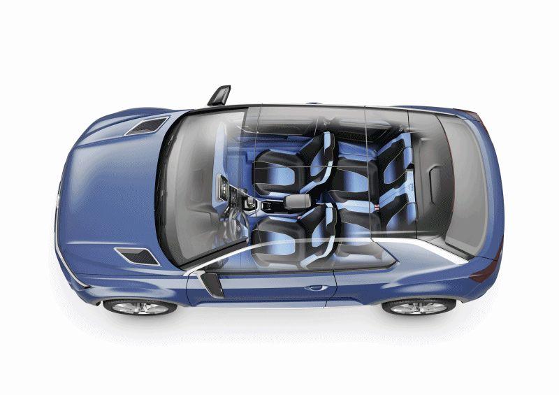 VW T-ROC GIF 2