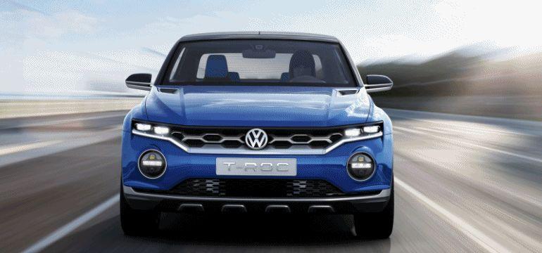 VW T-ROC GIF HEADER