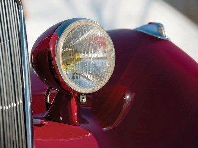 Video Walk-Around + 33 Photos -- 1935 Amilcar G36 Pegasé Boattail Roadster -- RM Auctions Amelia 2014 $467k 13
