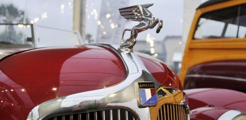 Video Walk-Around + 33 Photos -- 1935 Amilcar G36 Pegasé Boattail Roadster -- RM Auctions Amelia 2014 $467k 31