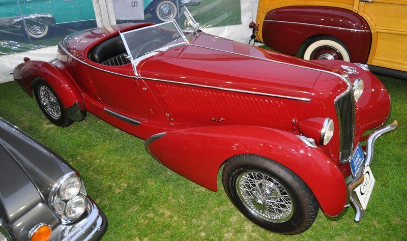 Video Walk-Around + 33 Photos -- 1935 Amilcar G36 Pegasé Boattail Roadster -- RM Auctions Amelia 2014 $467k 32