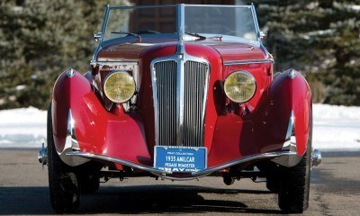 Video Walk-Around + 33 Photos -- 1935 Amilcar G36 Pegasé Boattail Roadster -- RM Auctions Amelia 2014 $467k 6