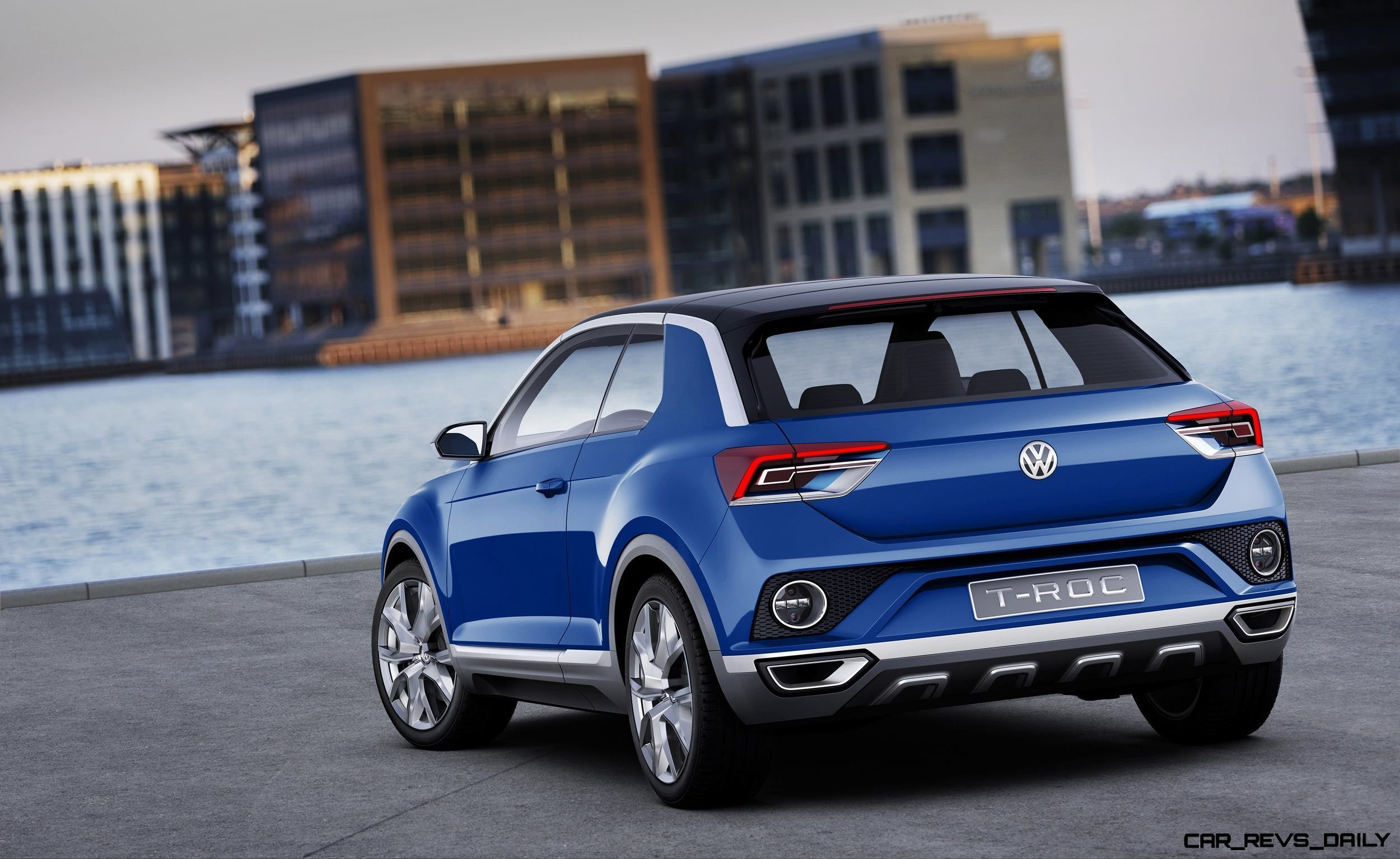 Volkswagen T-ROC Concept in 22 High-Res Images -- A Baja Coupe That Cleans Up Nicely for Saturday Nights in Town 7