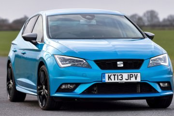 2014 SEAT Leon Cupra 280 Sets New 'Ring Record + Leon Sports Styling Pack Is Calling My Name
