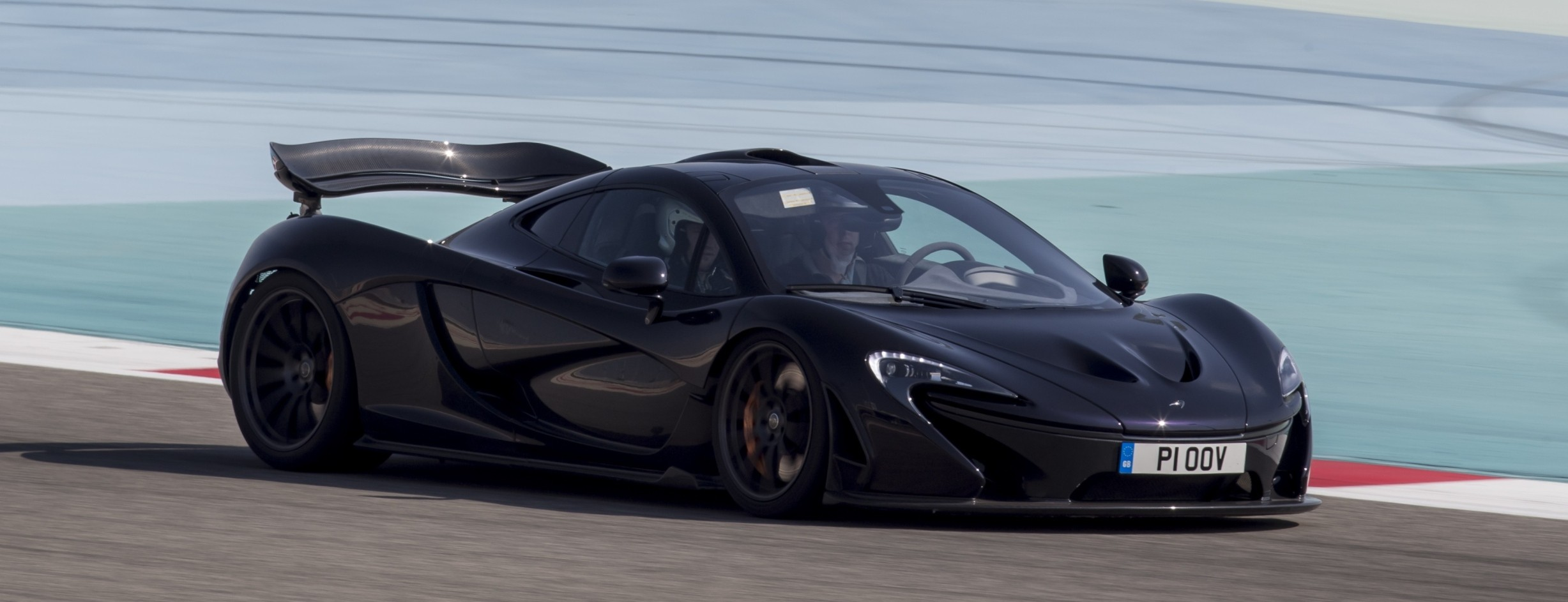 And for the P1's dynamic beauty in these latest photos, we'd say ...