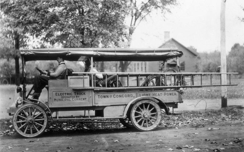 1912-GMC-Electric-Truck