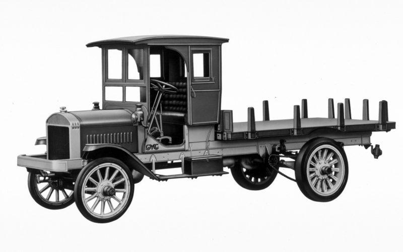 1915-GMC-Platform-Truck