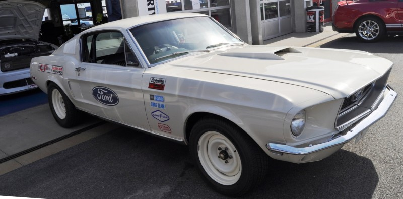 1968 Ford Drag Team - Mustang 428 Cobra Jet 15
