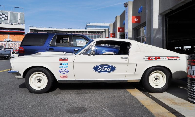 1968 Ford Drag Team - Mustang 428 Cobra Jet 4