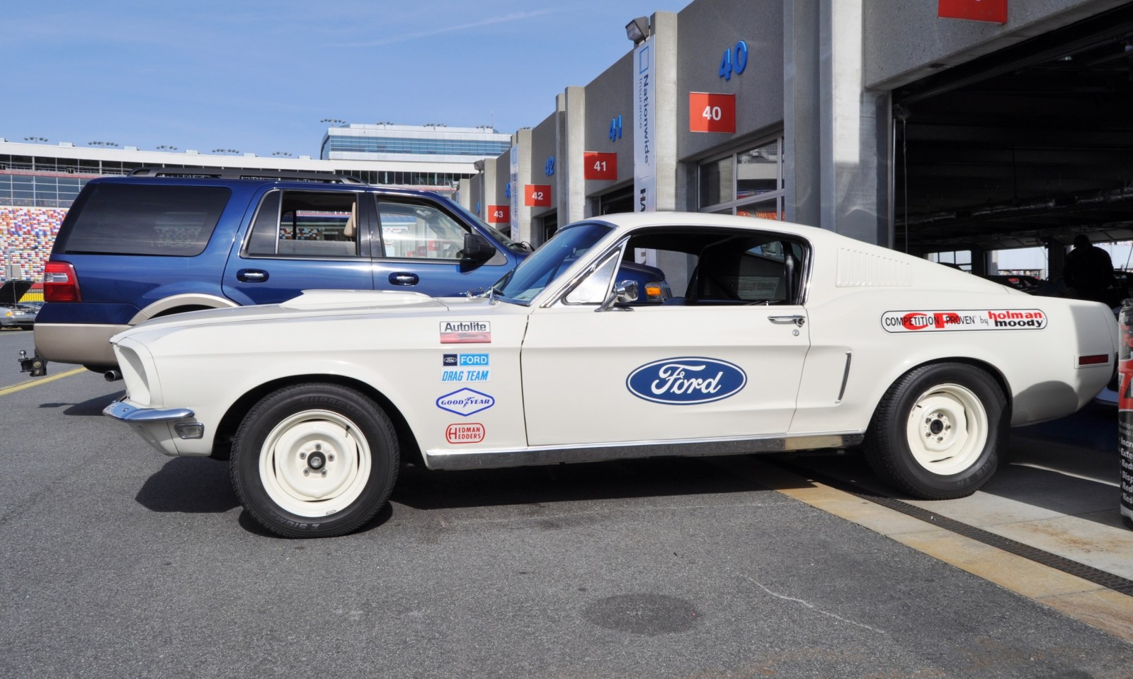 1968 Ford Drag Team - Mustang 428 Cobra Jet 5