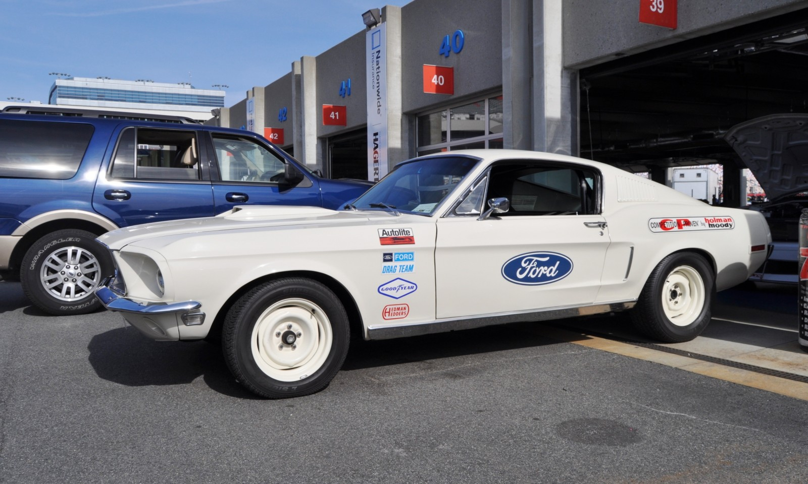 1968 Ford Drag Team - Mustang 428 Cobra Jet 6
