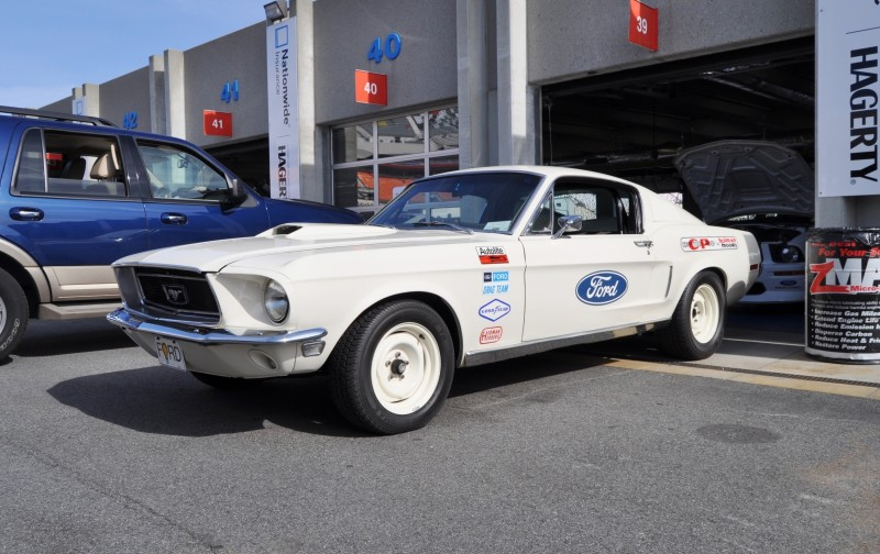 1968 Ford Drag Team - Mustang 428 Cobra Jet 7