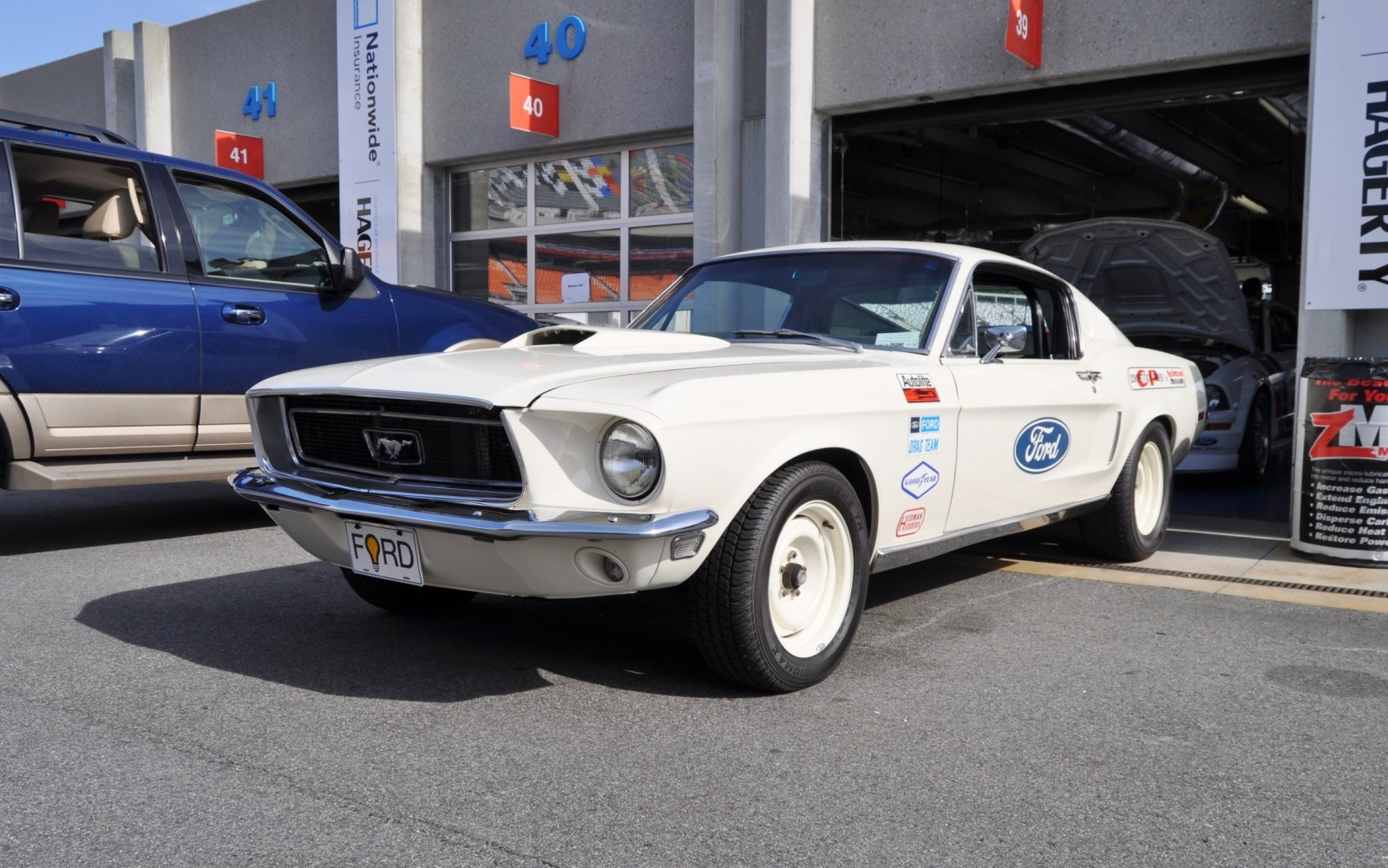 1968 Ford Drag Team - Mustang 428 Cobra Jet 8