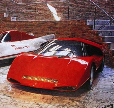 Concept Flashback - 1969 Abarth 2000 Coupe Speciale by Pininfarina Concept Flashback - 1969 Abarth 2000 Coupe Speciale by Pininfarina Concept Flashback - 1969 Abarth 2000 Coupe Speciale by Pininfarina