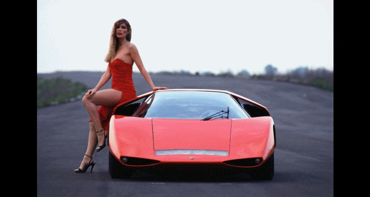 1969 Abarth 2000 Coupe Speciale by Pininfarina GIF header1