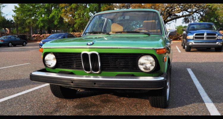 1976 BMW 2002 GIF
