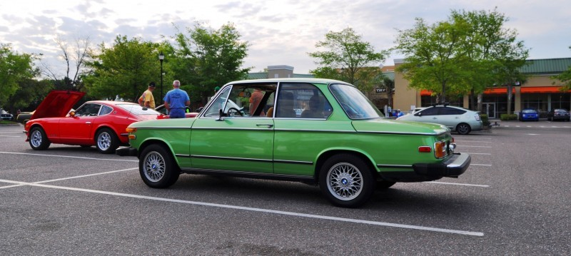 1976 BMW 2002 - Seafoam Green with Flawless Bodywork, Updated Wheels and Comfy New Seats 10