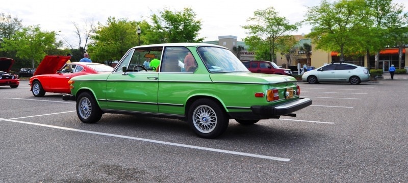 1976 BMW 2002 - Seafoam Green with Flawless Bodywork, Updated Wheels and Comfy New Seats 11