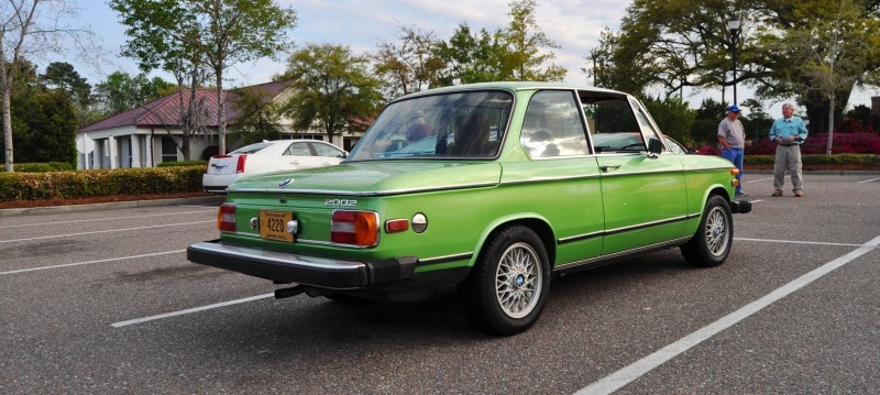 1976 BMW 2002 - Seafoam Green with Flawless Bodywork, Updated Wheels and Comfy New Seats 19