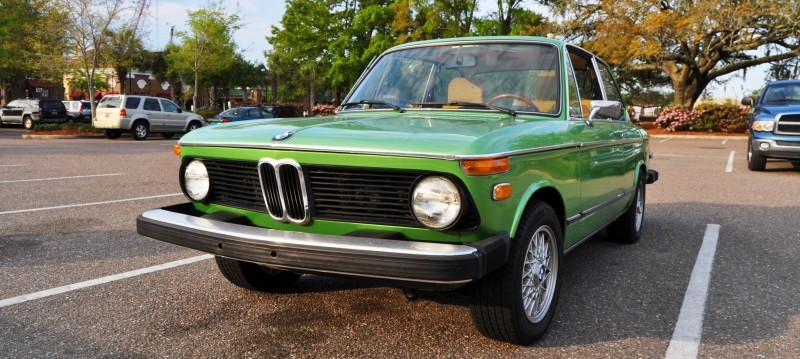 1976 BMW 2002 - Seafoam Green with Flawless Bodywork, Updated Wheels and Comfy New Seats 2