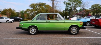 1976 BMW 2002 - Seafoam Green with Flawless Bodywork, Updated Wheels and Comfy New Seats 23