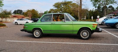 1976 BMW 2002 - Seafoam Green with Flawless Bodywork, Updated Wheels and Comfy New Seats 24