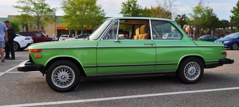1976 BMW 2002 - Seafoam Green with Flawless Bodywork, Updated Wheels and Comfy New Seats 6