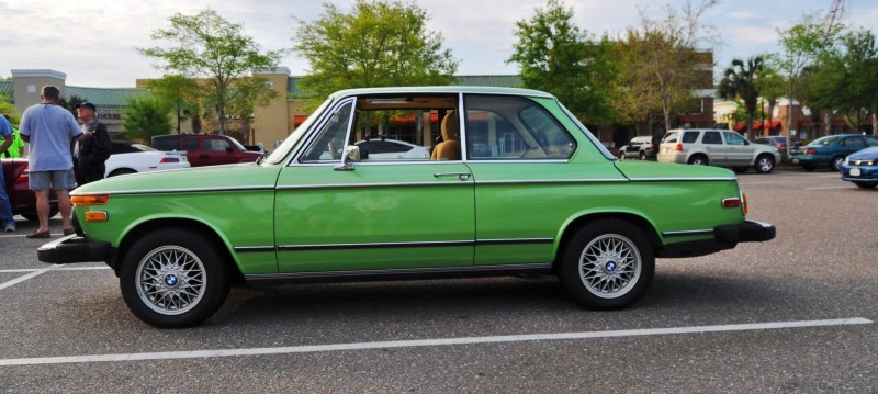 1976 BMW 2002 - Seafoam Green with Flawless Bodywork, Updated Wheels and Comfy New Seats 7