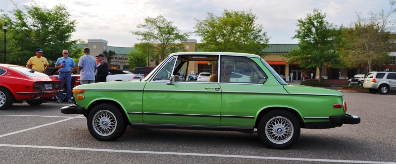 1976 BMW 2002 - Seafoam Green with Flawless Bodywork, Updated Wheels and Comfy New Seats 8