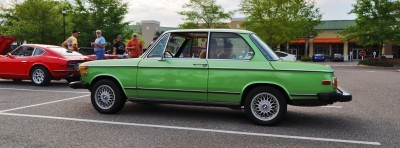 1976 BMW 2002 - Seafoam Green with Flawless Bodywork, Updated Wheels and Comfy New Seats 9