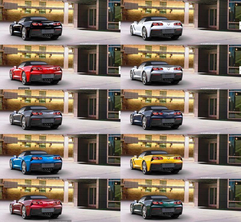 8s 2014 Corvette Stingray Convertible — MEGA Buyers Guide