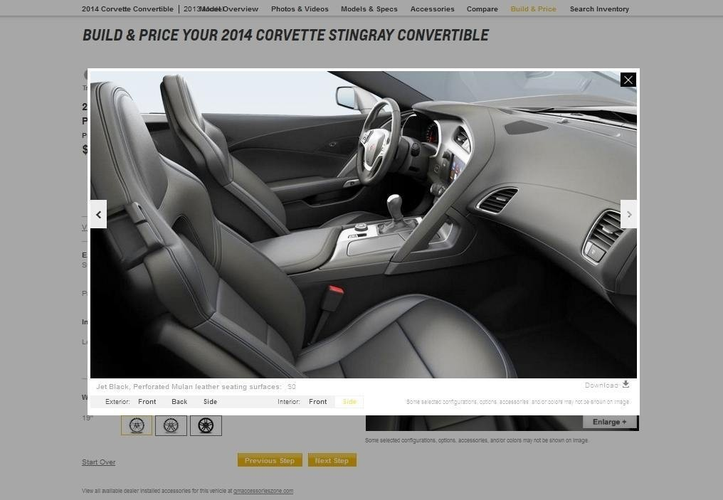3 8s 2014 Corvette Stingray Convertible -- MEGA Buyers Guide